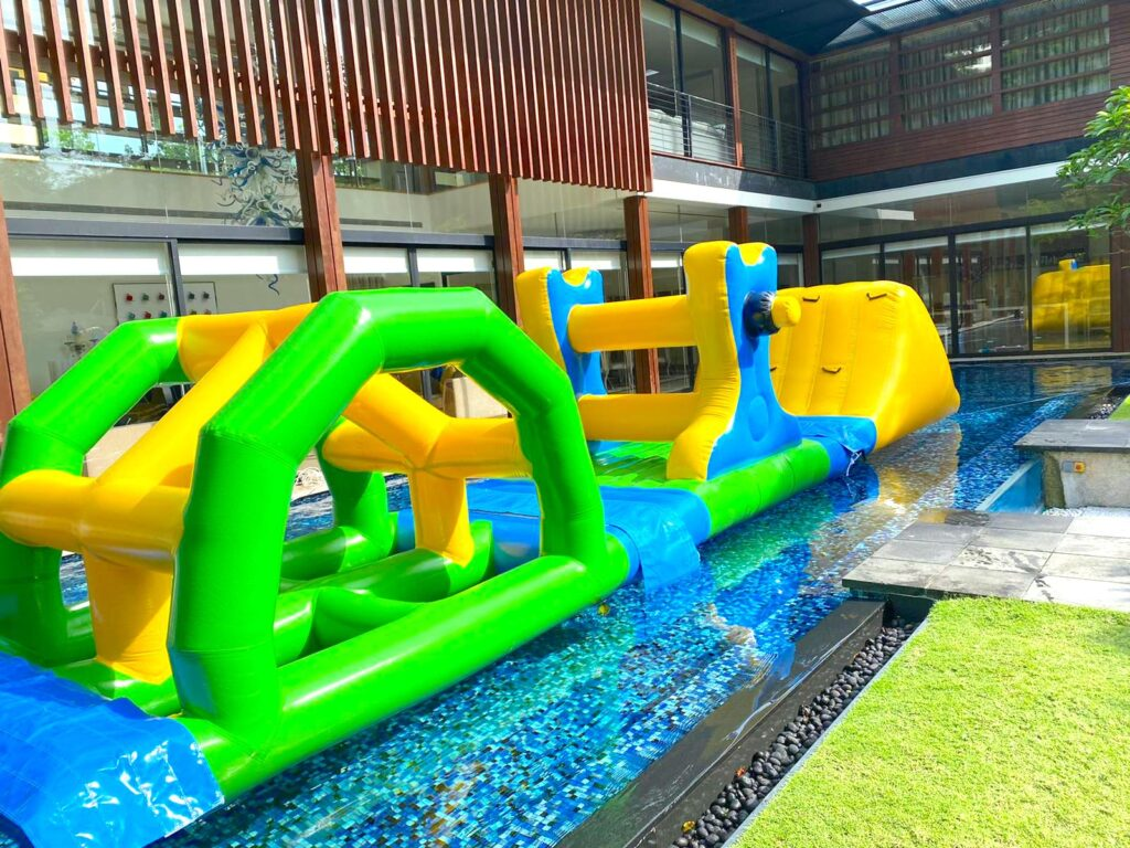 Inflatable Water Obstacle Rental Singapore