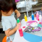 Kids Art and Craft Booth for Hire