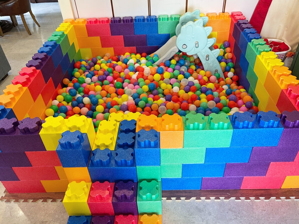 Kids Ball Pit Rental for Birthday Party Singapore