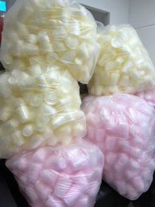 Pre Packed Cotton Candy
